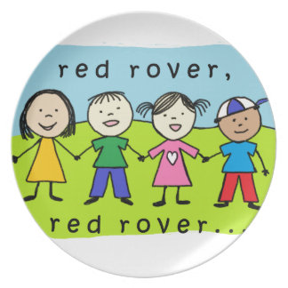 red rover plate