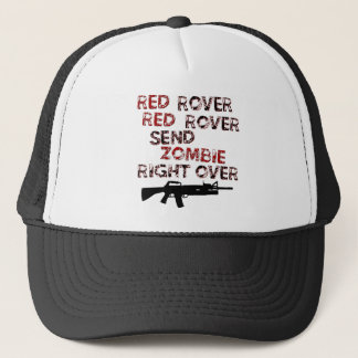 Red Rover Trucker Hat