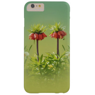 Red Rubra Tulips Barely There iPhone 6 Plus Case