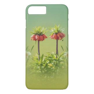Red Rubra Tulips iPhone 7 Plus Case