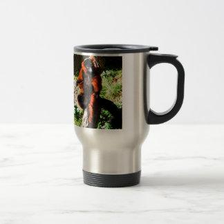 Red Ruffed Lemur Mug