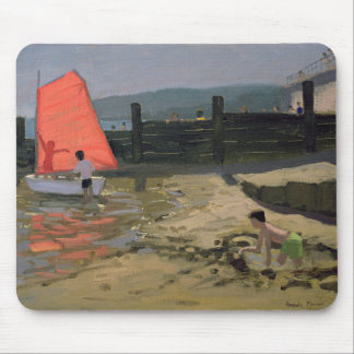 Red Sail Isle of Wight Mouse Mat