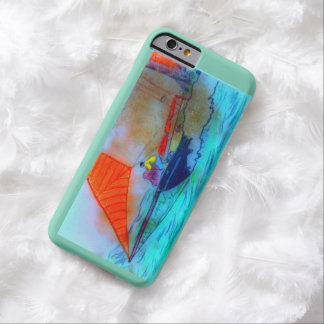 red sailed schooner iphone case barely there iPhone 6 case