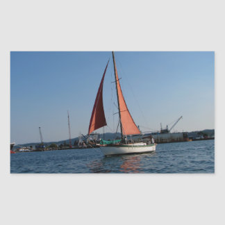 Red Sails Stickers