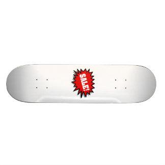 Red Sale Skate Boards