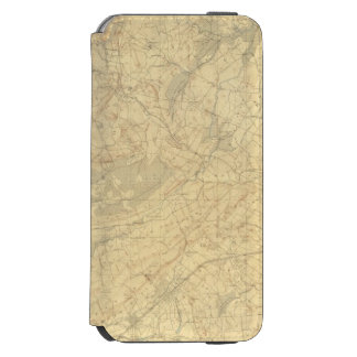 Red Sandstone, New Jersey 2 Incipio Watson™ iPhone 6 Wallet Case