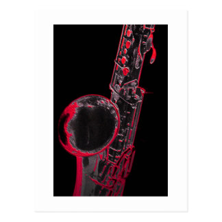 Red Sax Postcard
