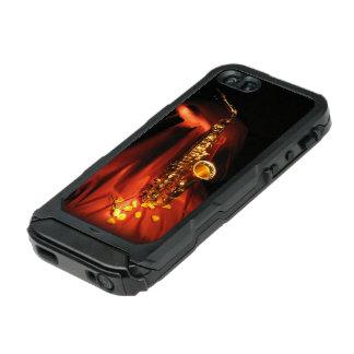 Red Saxophone Incipio ATLAS ID™ iPhone SE Case
