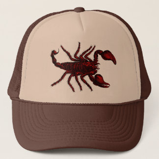 Red Scorpion - Hat #2