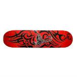 Red Scorpion skateboard