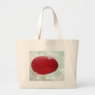 Red Sea Glass Bag