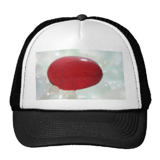 Red Sea Glass Mesh Hats