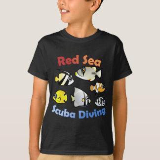 Red Sea Scuba Diving T-Shirt