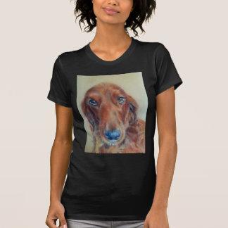 Red setter dog T-Shirt