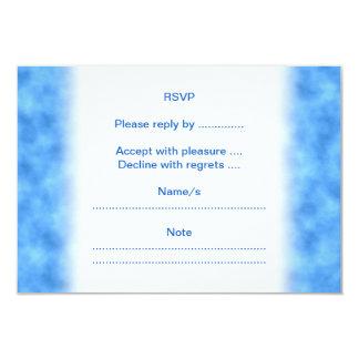 Red Shark. 9 Cm X 13 Cm Invitation Card