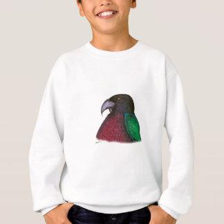 red shining parrot, tony fernandes sweatshirt