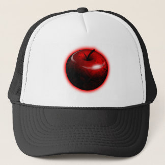 Red Shiny Apple -  Forbidden Fruit Trucker Hat