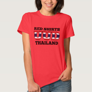 Red Shirts UDD Thailand
