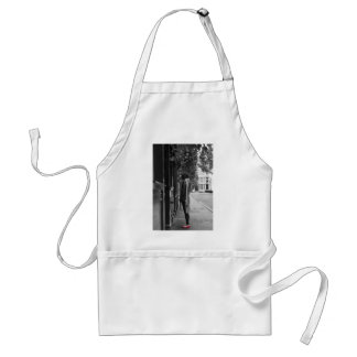 Red Shoes Standard Apron