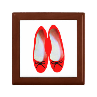 Red Shoes Gift Box