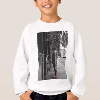 Red Shoes Sweatshirt