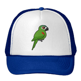 Red-shouldered Macaw Cap