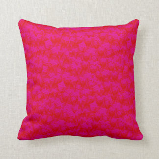 Red Shower Decorative Soft Pillow