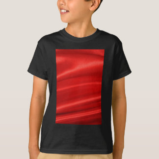 Red silk background T-Shirt
