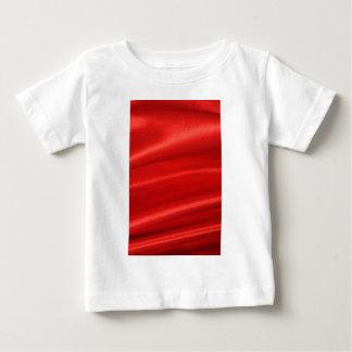 Red silk background t-shirt