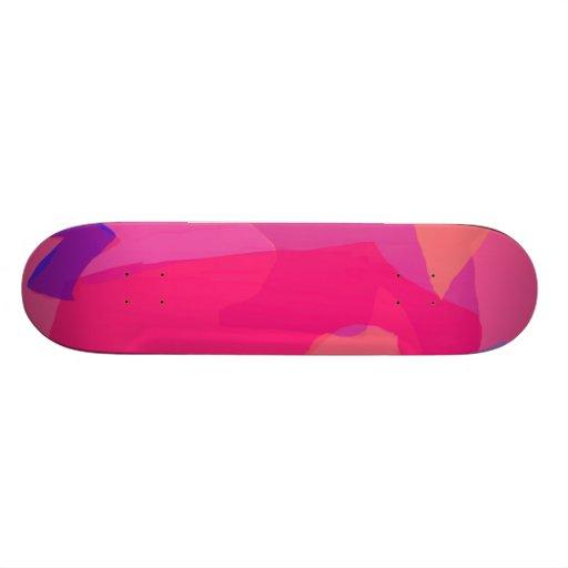 Red Skate Board