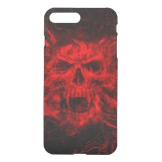 red skull head iPhone 7 plus case