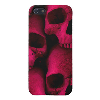 Red Skulls Speck Case iPhone 5/5S Covers