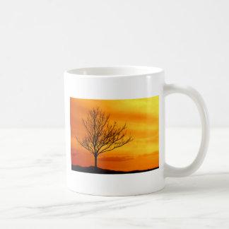 Red Sky Coffee Mugs