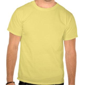 Red Smilie Face Splatter Shirt