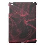 Red Smoke iPad Case