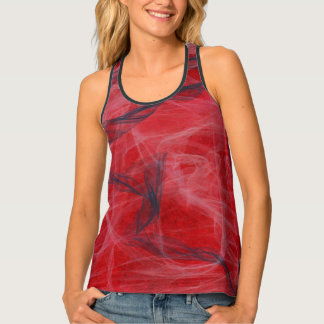 red smoke tank top
