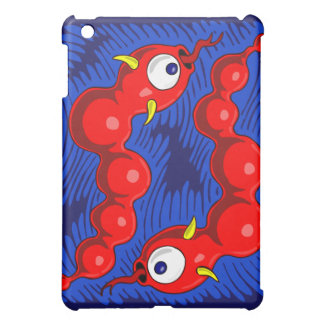 Red Snake iPAD case 1