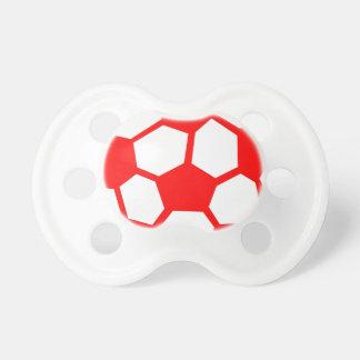 Red Soccer Ball Dummy