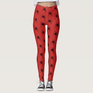 Red Spider Leggings