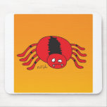Red Spider Mouse Pads