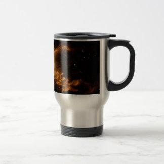 Red Spider Nebula Space Coffee Mug