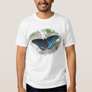 Red Spotted Purple Butterfly Kid T-Shirt
