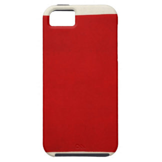 Red square by Kazimir Malevich iPhone 5 Cover