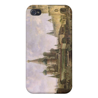 Red Square, Moscow, 1801 iPhone 4/4S Covers