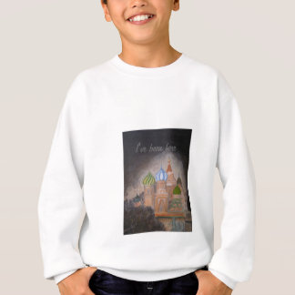 Red Square Moscow Sweatshirt