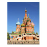 Red Square Post Cards