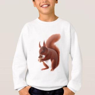 Red Squirrel Kids Sweatshirt