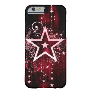 red star barely there iPhone 6 case
