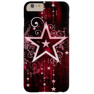 red star barely there iPhone 6 plus case