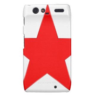 Red Star Droid RAZR Cases